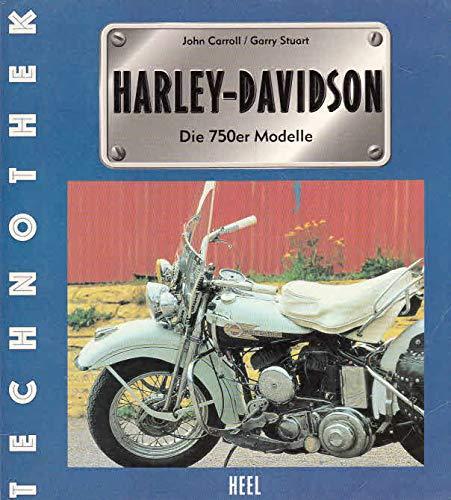 9783893655373: HARLEY DAVIDSON 750ER MODELLE