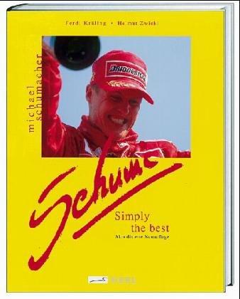 Schumi : Michael Schumacher ; Faszination einer: Kräling, Ferdi und