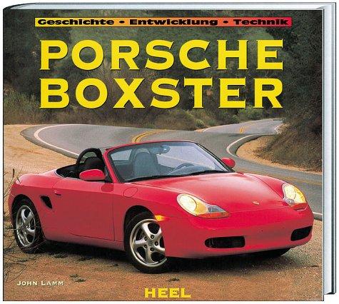 9783893657780: PORSCHE BOXSTER