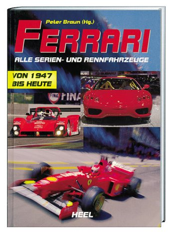 9783893658398: Ferrari