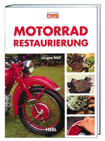 9783893658428: Motorrad restaurierung