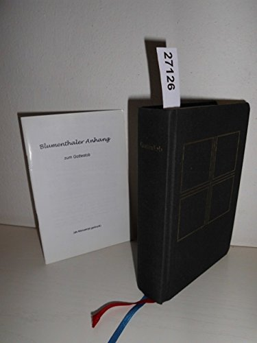 Gotteslob. Katholisches Gebet- und Gesangbuch. Bistum Hildesheim