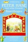 9783893694365: Peter Hase und seine Freunde, Bastelbogen