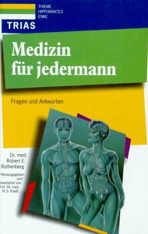 9783893733095: Medizin für jedermann. Fragen und Antworten