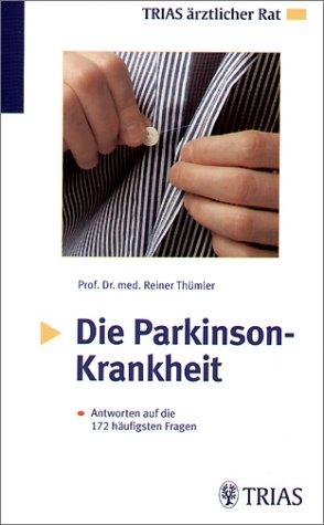 9783893736614: Die Parkinson-Krankheit.