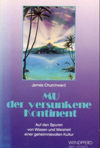 9783893850686: Mu der Versunkiene Kontinent