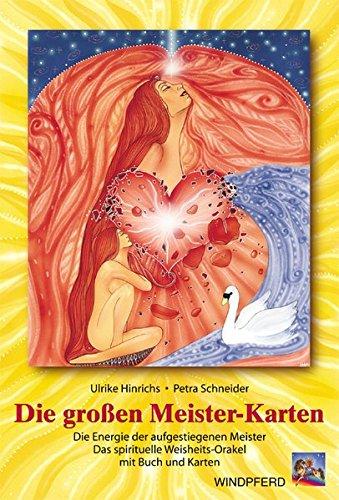 9783893852871: Die großen Meister-Karten. Inkl. 22 Karten
