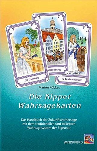9783893855193: Die Kipper-Wahrsagekarten