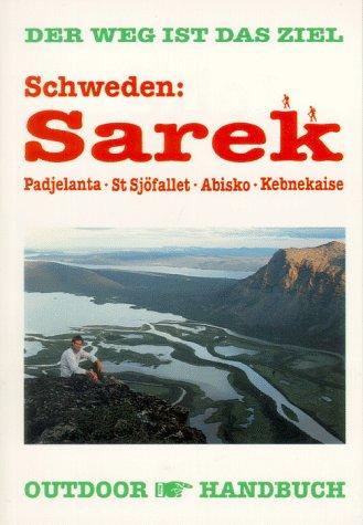 9783893921171: Schweden, Sarek (Livre en allemand)