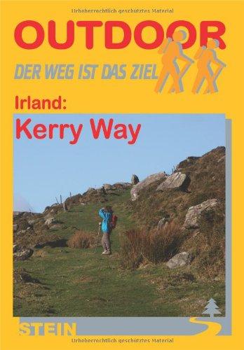 9783893923625: Outdoor. Irland: Kerry Way: Der Weg ist das Ziel