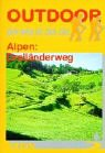 9783893925148: Alpen: Dreiländerweg. OutdoorHandbuch.