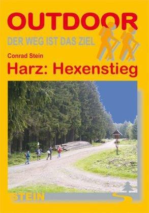 9783893925636: Outdoor / Harz: Hexensteig: Der Weg ist das Ziel