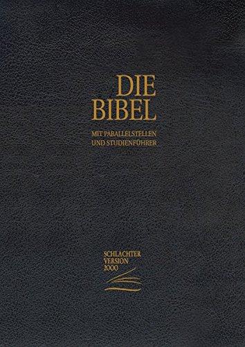 9783893970582: Die Bibel - Schlachter Version 2000