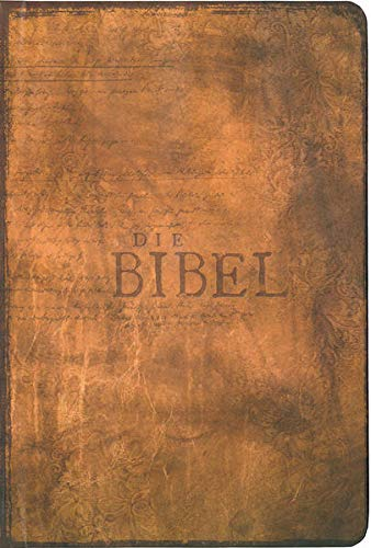 9783893970681: German Bible, Die Bibel, Contemporary, Rustic Hardcover, Schlachter 2000