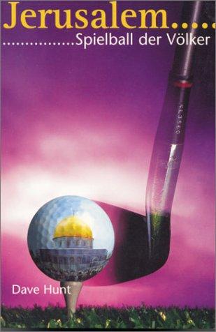 9783893972500: Jerusalem Spielball Der Völker