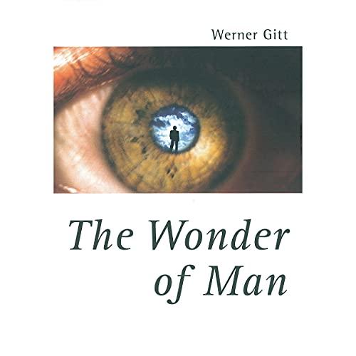 9783893973972: The Wonder of Man