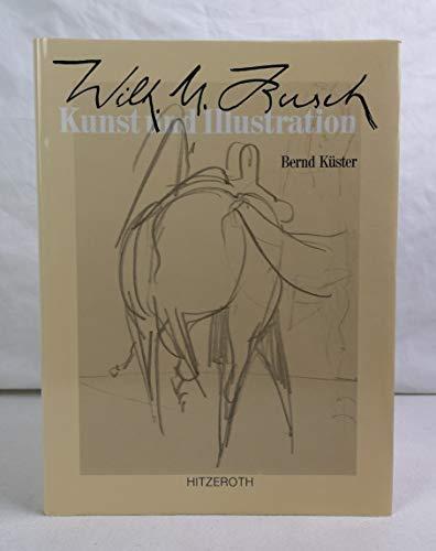 9783893980376: Wilhelm M. Busch. Kunst und Illustration