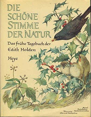 9783894001209: Die schöne Stimme der Natur: Naturtagebuch