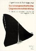 9783894044480: Sozialwissenschaftliche Organisationsberatung.