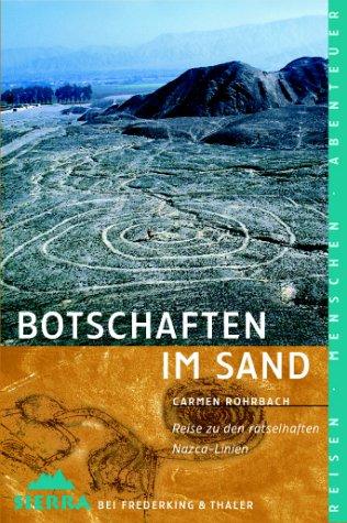 Botschaften im Sand.: Rohrbach, Carmen
