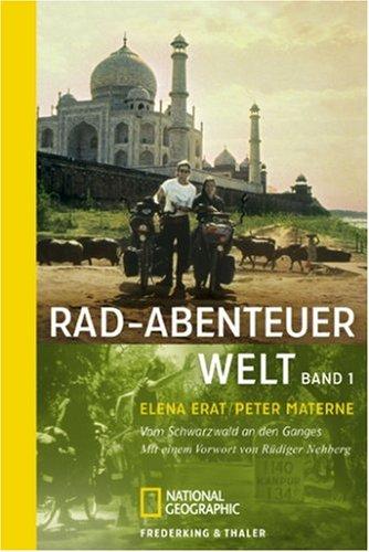9783894051389: Rad-Abenteuer Welt 1.