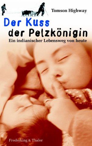 9783894054212: Kuss der Pelzkönigin