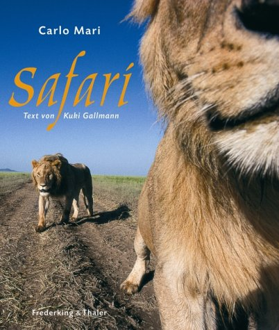 9783894056155: Safari.