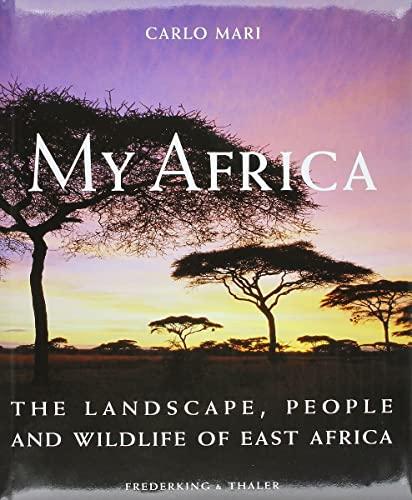 My Africa (Hardcover): Carlo Mari