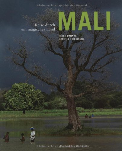 9783894056933: Mali: Reise durch ein magisches Land