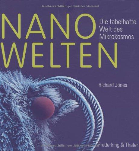 9783894057602: Nanowelten: Die fabelhafte Welt des Mikrokosmos
