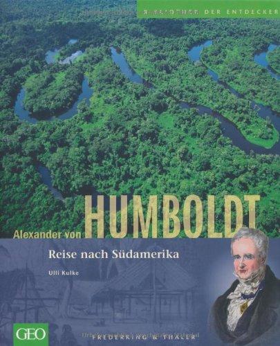 9783894057732: Alexander von Humboldt