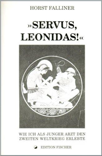 9783894063177: Servus, Leonidas!
