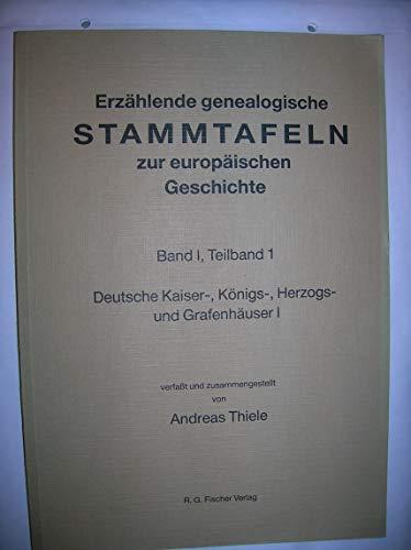 9783894069650: Deutsche Kaiserhäuser, Königshäuser, Herzogshäuser und Grafenhäuser