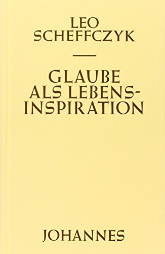 9783894112097: Gesammelte Schriften zur Theologie / Glaube als Lebensinspiration