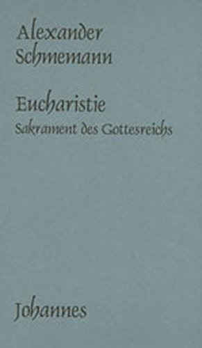 9783894113889: Die Eucharistie