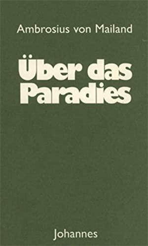 9783894114152: Über das Paradies