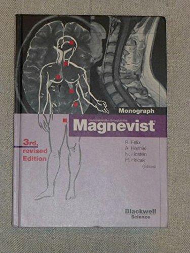 Magnevist : monograph ; with 36 tables: Roland [Hrsg.] Felix