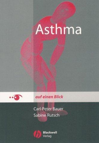 9783894125257: Asthma - auf einen Blick.