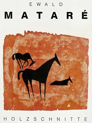 9783894133306: Title: Ewald Matare Holzschnitte Werkverzeichnis German E