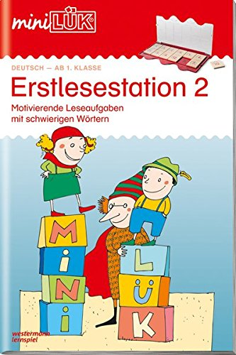 9783894141530: LÃœK mini. Erstlesestation 2.