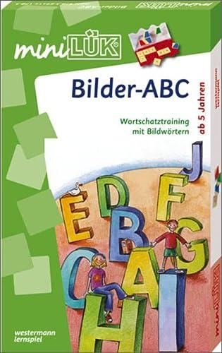 9783894141783: miniLÜK-Set Bilder-ABC