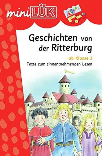9783894141981: miniLÜK. Geschichten von der Ritterburg