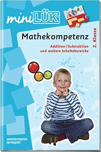9783894142070: miniLUK Mathekompetenz 2. Klasse