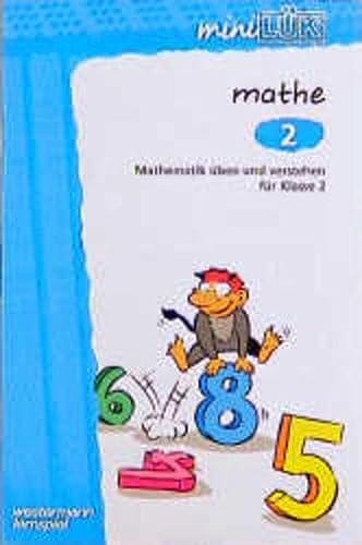 9783894142223: miniLÜK Mathe: mini LÜK, Übungshefte, Mathe: Mathematik üben und verstehen für Klasse 2: HEFT 2