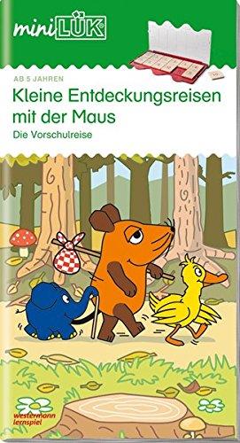 9783894143565: LÃœK mini. Kleine Entdeckungsreisen: Die Vorschulreise mit der Maus
