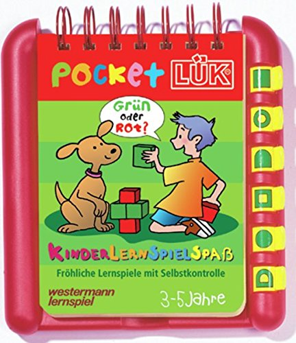 9783894144197: PocketL�K-Set. KinderLernSpielSpa�
