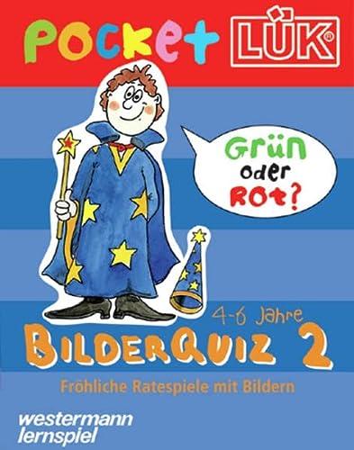 9783894144258: PocketLÜK: Bilder Quiz 2: 4-6 Jahre