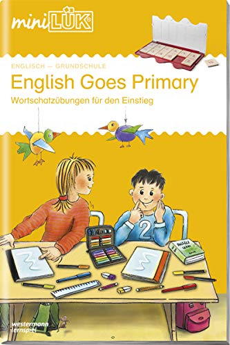 9783894144623: miniLÜK. English Goes Primary 1: English Goes Primary 1: Englisch in der Grundschule