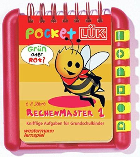 9783894144692: LÜK pocket. Rechenmaster 1