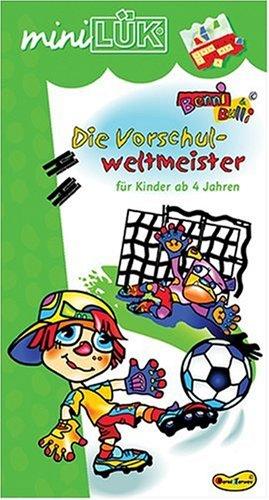 9783894144883: Benni & Bulli, Die Vorschulweltmeister für Kinder